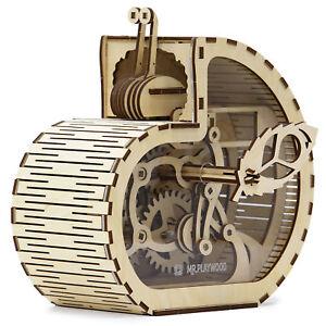 Mr. Playwood: Snail Moneybox