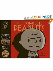 The-Complete-034-Peanuts-034-1950-1952-Volume-1-1950-to-1952-Hardcover
