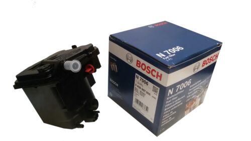 0450907006 Filtro Gasolio Completo BOSCH Peugeot 206 207 1,6 HDi 90 109cv 02/>