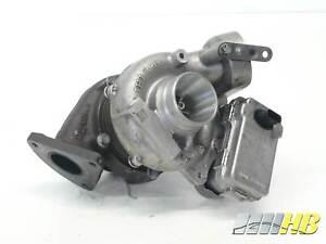 Turbolader-Mercedes-E-Klasse-W212-E200-CDI-A-6510900086-A-6519060200