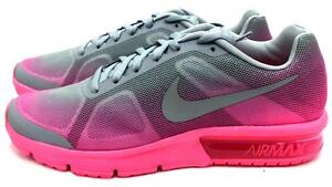 half off 110db cbe29 Image is loading NEW-JUNIORS-NIKE-AIR-MAX-SEQUENT-724984-002