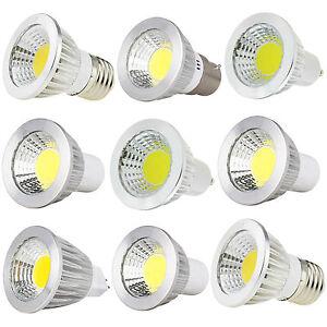 A-Variation-GU10-MR16-B22-GU5-3-E27-E14-6W-9W-12W-Led-Spot-Ampoule-Lampe-Lumiere