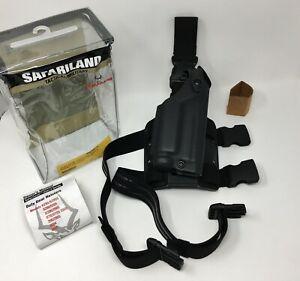 Safariland-6005-SLS-Tactical-RH-Leg-Holster-w-QD-Strap-SIG-P226-P220-LIGHT