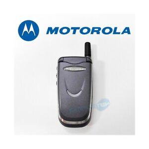 TELEFONO CELLULARE MOTOROLA V8088 RADAR BLUE BLU GSM DUAL BAND USATO-