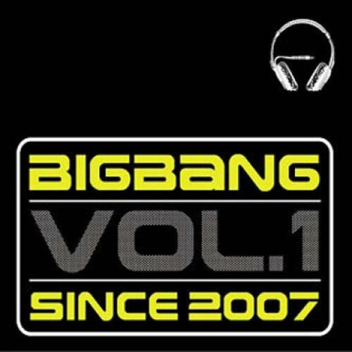 BIGBANG [VOL.1] Since 2007 1st Album CD+FotoBuch K-POP SEALED