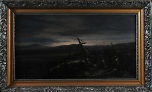 Antique-battle-scene-from-the-Battle-of-Wagram-Napoleon-039-s-victory