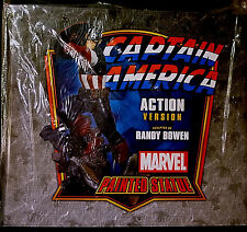 Bowen Designs Marvel Comics Captain America Action Avengers Statue new from 2012