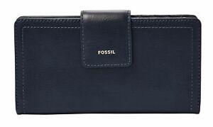 FOSSIL-Purse-RFID-Tab-Clutch-Midnight-Navy