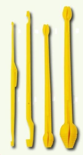 2 x Kunststoff Hakenlöser
