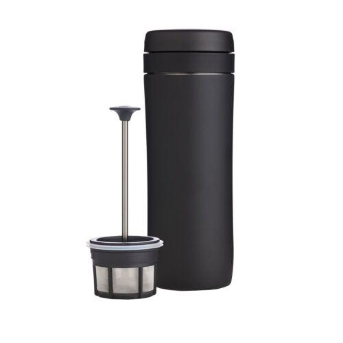 MATT BLACK 12oz Espro Travel Press per caffè