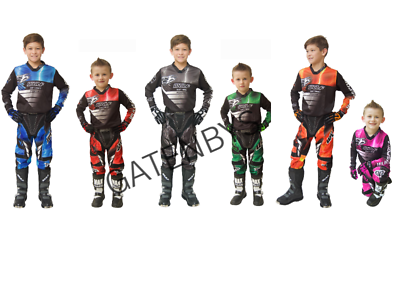 Jersey Trousers Youth Child Quad Shirt Lt Wulfsport Pink Kids Motocross Pants