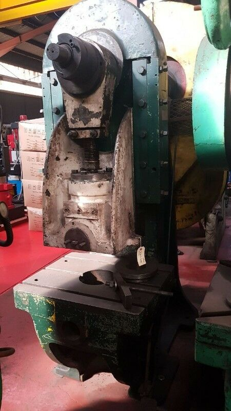 100 Ton eccentric press | Boksburg | Gumtree Classifieds South Africa |  230392389