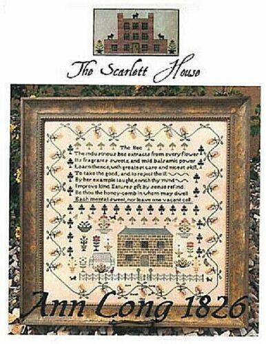 Ann Long 1826~Scarlett House