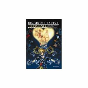 Kingdom-Hearts-2-II-ULTIMANIA-PS2-ULTIMANIA-GAME-GUIDE-ART-BOOK