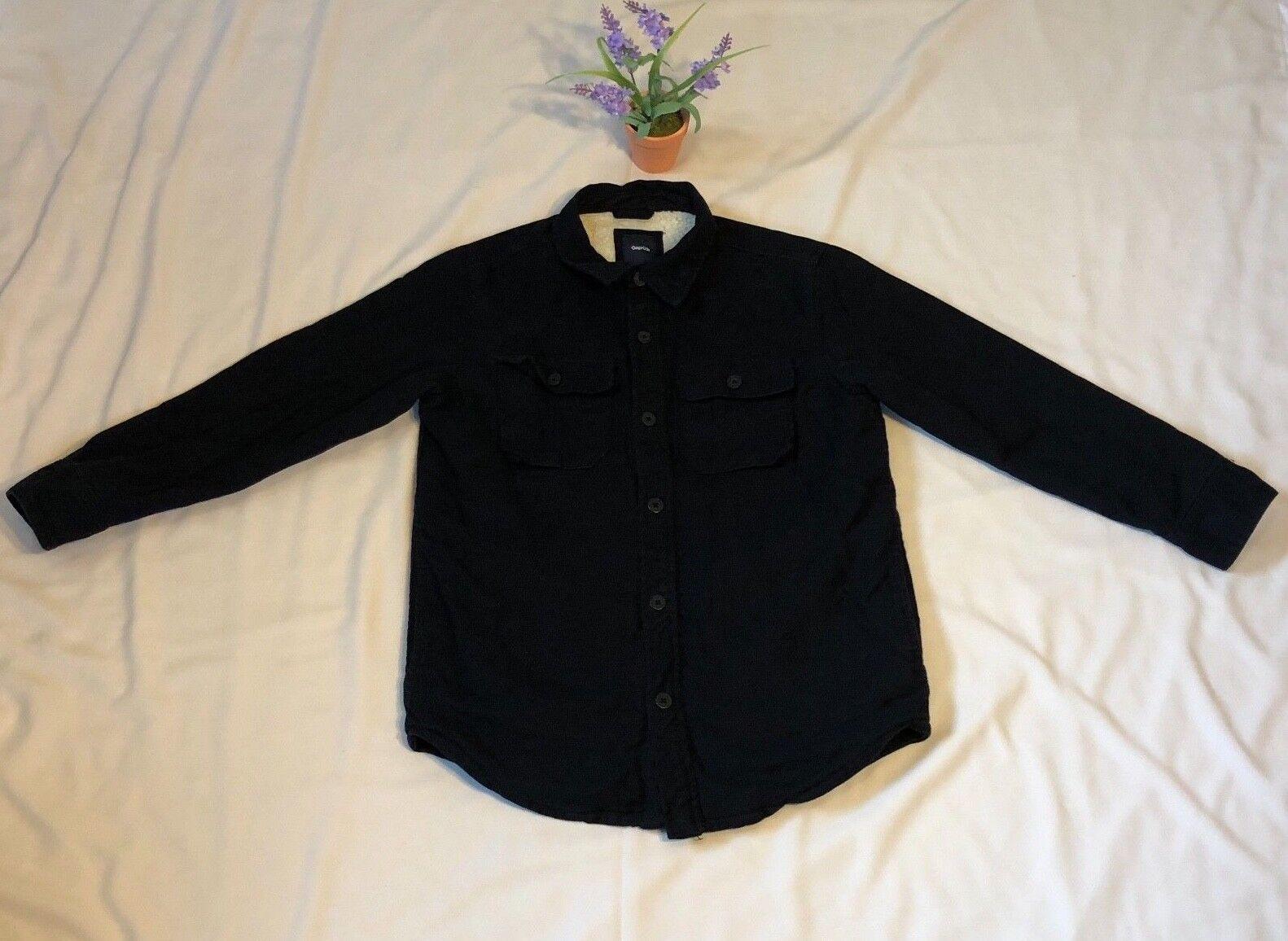 VGC Gapkids Boy Jacket aus LG (10-11) Dunkelblau / Weiß Herbst Winter Schule lässig