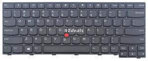 Original Keyboard For Lenovo IBM ThinkPad Edge E470 E475 Black US Seller