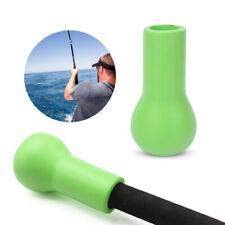 2 Pack Outdoor Offshore Fishing Rod Butt Non-slip Pole Holder Rack Stable