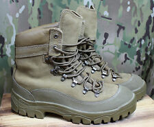Used Belleville MCB Mountain Combat Hiker Gore-tex Boots MCB 950 4 1/2 Wide 4.5W