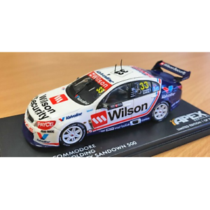 APEX Replicas 1 43 Holden VF Commodore Wilson Security Racing Tander golding