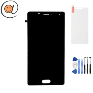 LCD-Ecran-tactile-assembles-Wiko-Ufeel-U-Feel-Noir-Outils-Protection
