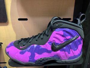 Nike Air Foamposite Pro Purple Camo