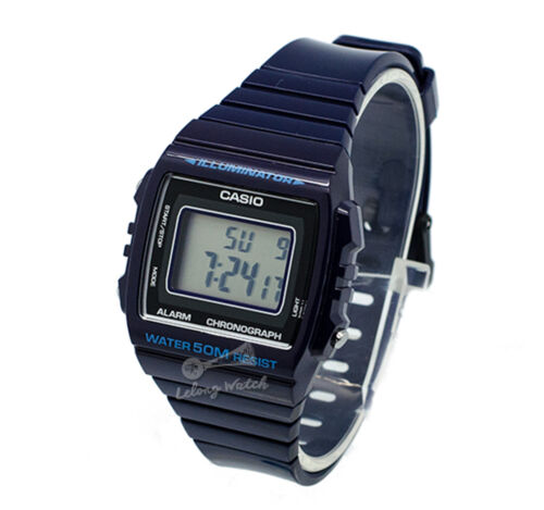 1 of 1 - -Casio W215H-2A Digital Watch Brand New & 100% Authentic