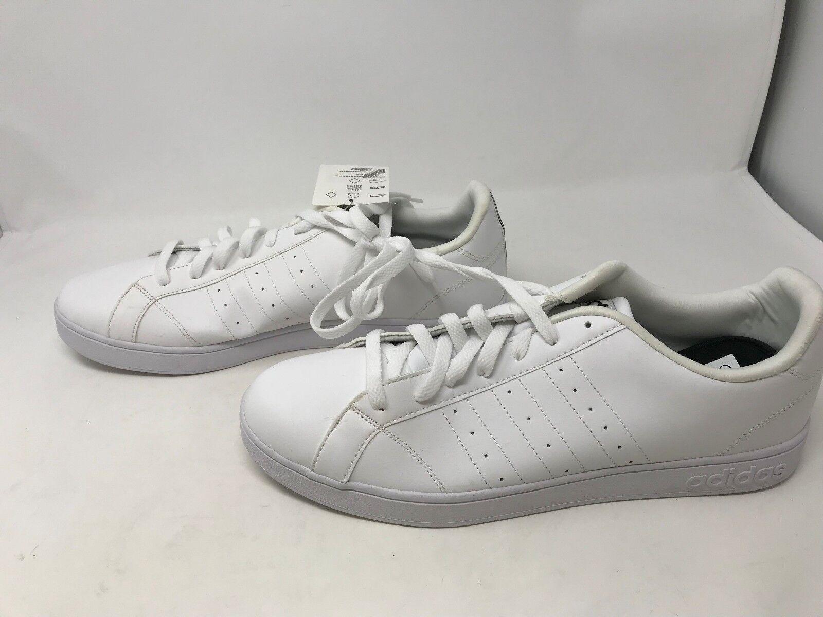 hot sale online d0713 992c7 Men's adidas (F98963) Advantage Clean VL VL VL Sneakers 17C f52470 ...