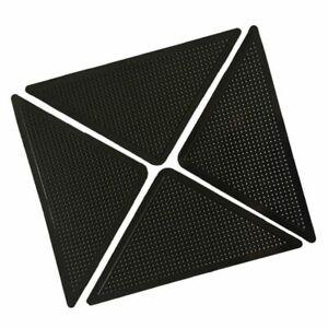 4x-Teppich-Teppich-Matte-Greifer-Rutschfeste-Anti-Skid-Wiederverwendbare-Wasc-VG