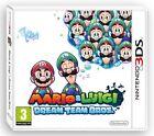 Mario & Luigi: Dream Team Bros. 3DS - totalmente in italiano