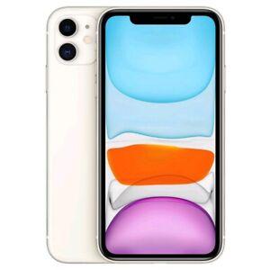 Apple iPhone 11 128GB Dual nano-SIM (Precintado) - [Blanco]