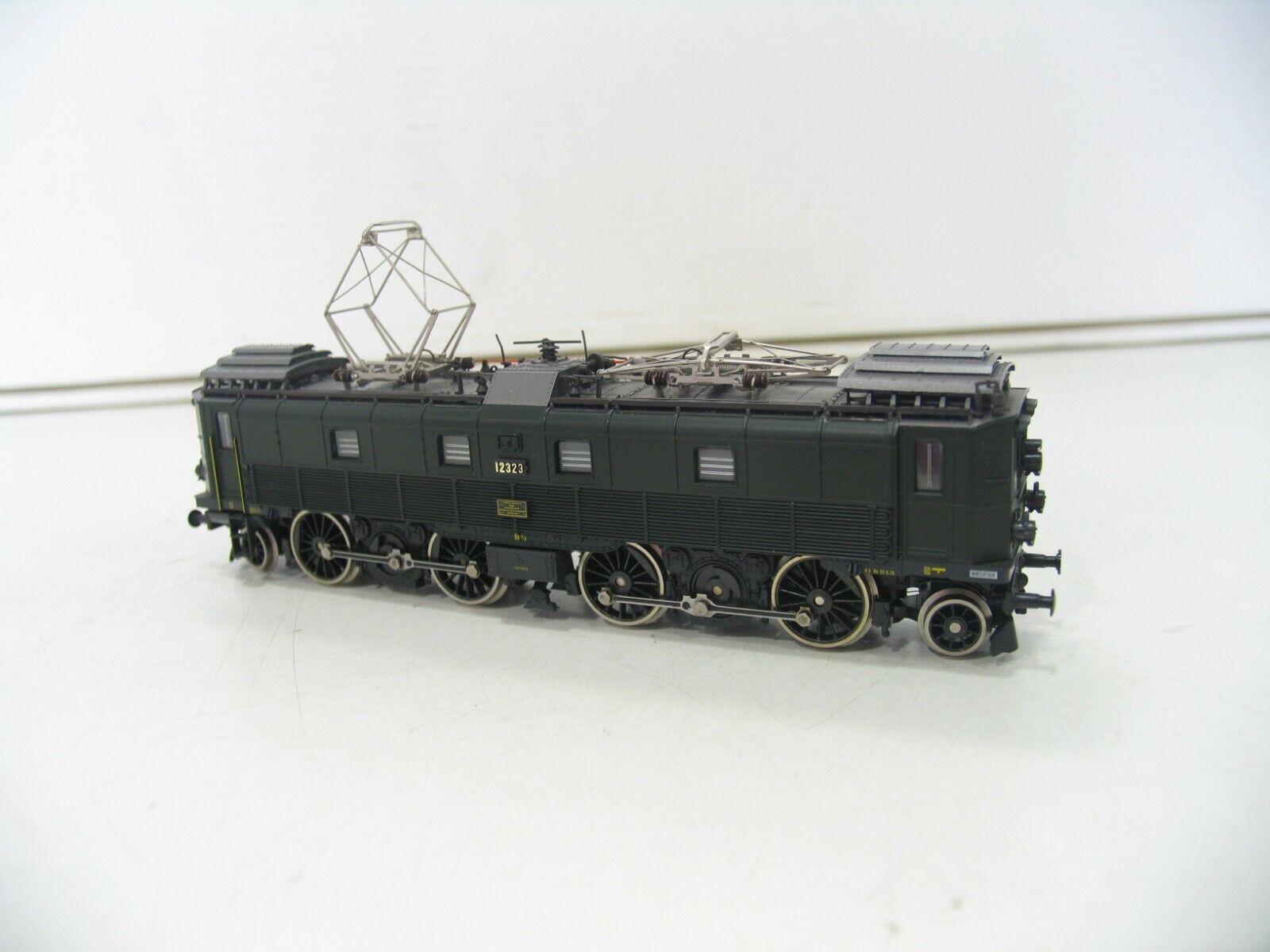 Roco ho e-Lok serie be 4 6 verde de los SBB nh1790