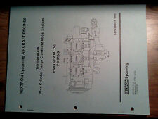 Lycoming engine parts catalog P/N PC-315-9 for a TIO-540-AG1A