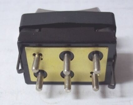 1968-1969 Lincoln and 1968-1970 Ford Thunderbird Single Window Switch 6 pin