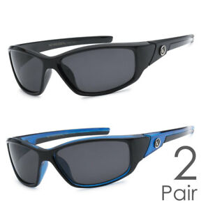 98e998a861310 Image is loading 2-PAIR-COMBO-Nitrogen-Polarized-Sunglasses-Golf-Running-