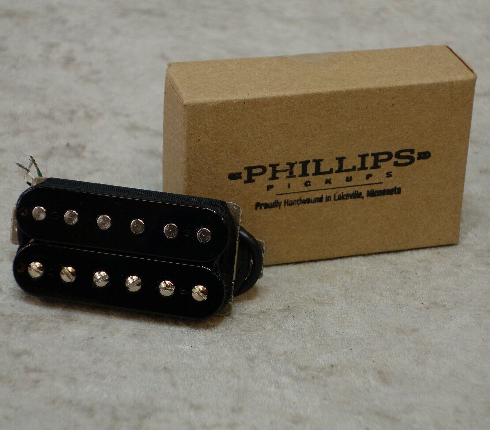 NEW  Phillips Pickups Altitude PH6016 handwound bridge humbucker pickup