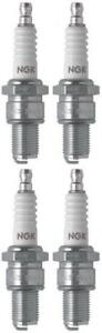 Set-4-NGK-Standard-Spark-Plugs-for-Suzuki-DS125-1981-1979-Engine-125cc