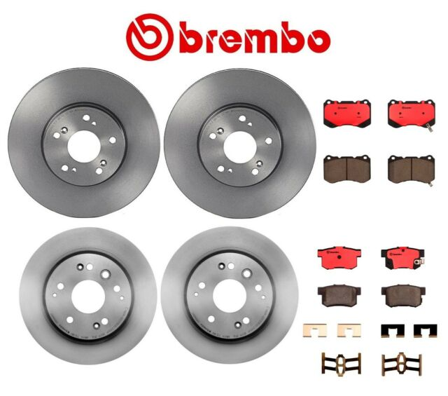 For Acura TL Manual '04-'06 Brembo Full Brake Kit Disc
