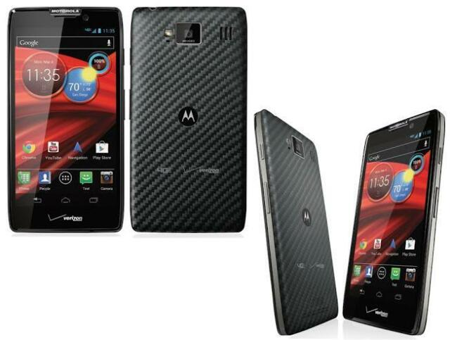 Motorola Droid RAZR MAXX HD XT926M r(Verizon) Smartphone Cell Phone Page Plus