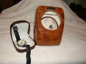 Steinhausen single watch winder instructions