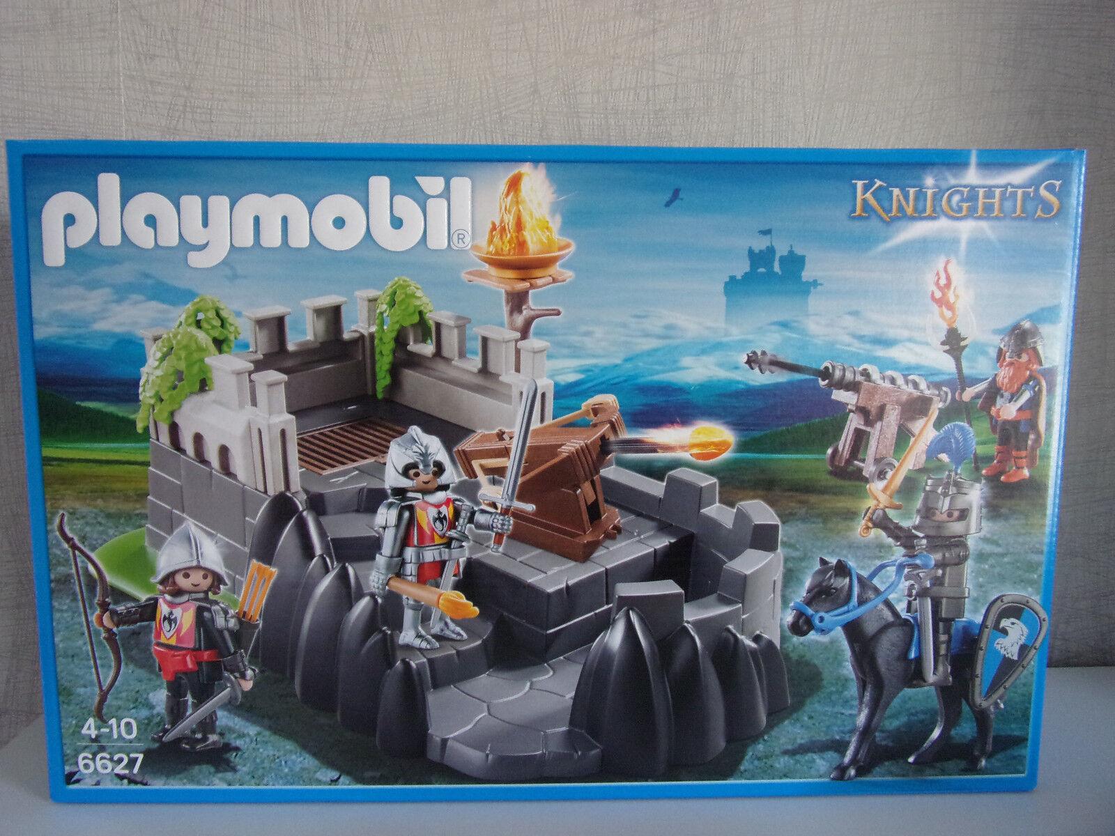 Playmobil Historia  6627 Drachenritter-Bastion - Nuovo e in Confezione Originale  controlla il più economico