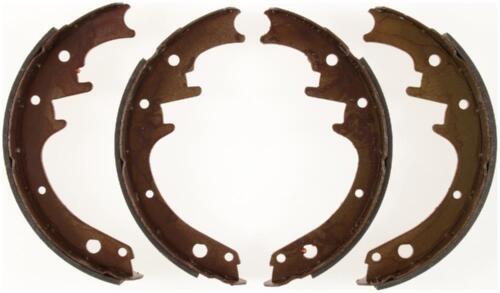 Drum Brake Shoe-Relined Rear Bendix RS151