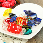 12x Vintage Colorful Glass Sweets Wedding Party Candy Dots Decor Christmas Gift