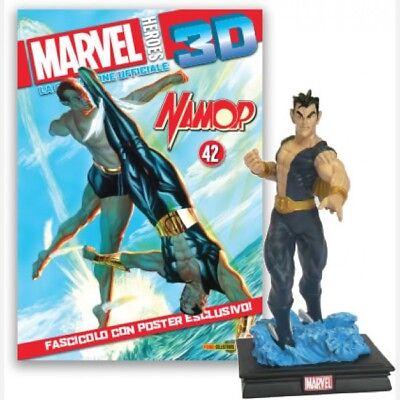 MARVEL HEROES 3D Uscita n° 125 Swordsman Collezione ufficiale ACTION FIGURE