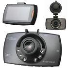 "HD 2.4"" LCD 1080P Car DVR Vehicle Camera Video Recorder Dash Cam Night Vision #K"