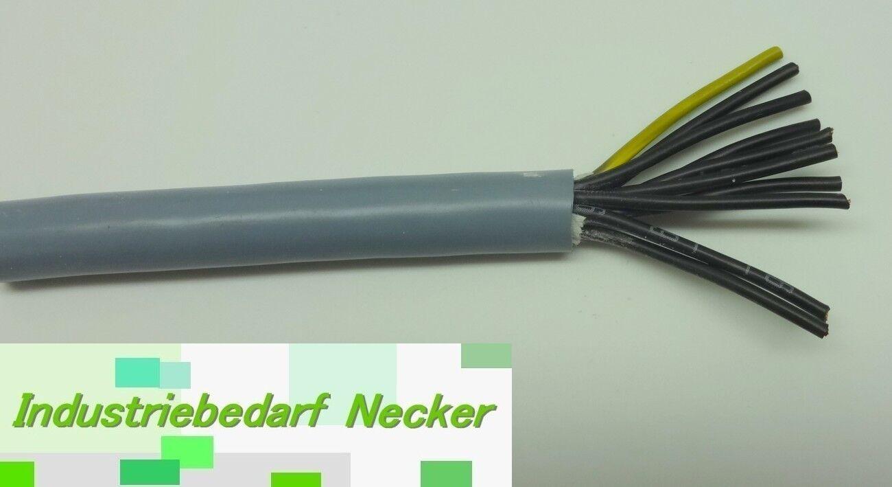 Lapp Kabel ÖLFLEX CLASSIC 110 10x0,75mm² Steuerleitung 1119110 Meterware