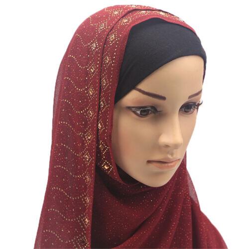 Women Under Scarf Cap Hat Bonnet Shayla Amira Hijab Hejab Islam Shawl Abaya