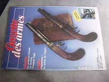 µ? Revue Gazette des Armes n°153 Arsenal de Graz Centenaire 8mm Lebel GOSSET