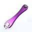SMART-KEY-Organiser-Expandable-Keyring-Holder-Compact-Keychain-Fob-Organiser miniature 28