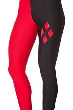 Squad Harley Quinn Printed elastic sport Women Cosplay leggings S-4XL 3785