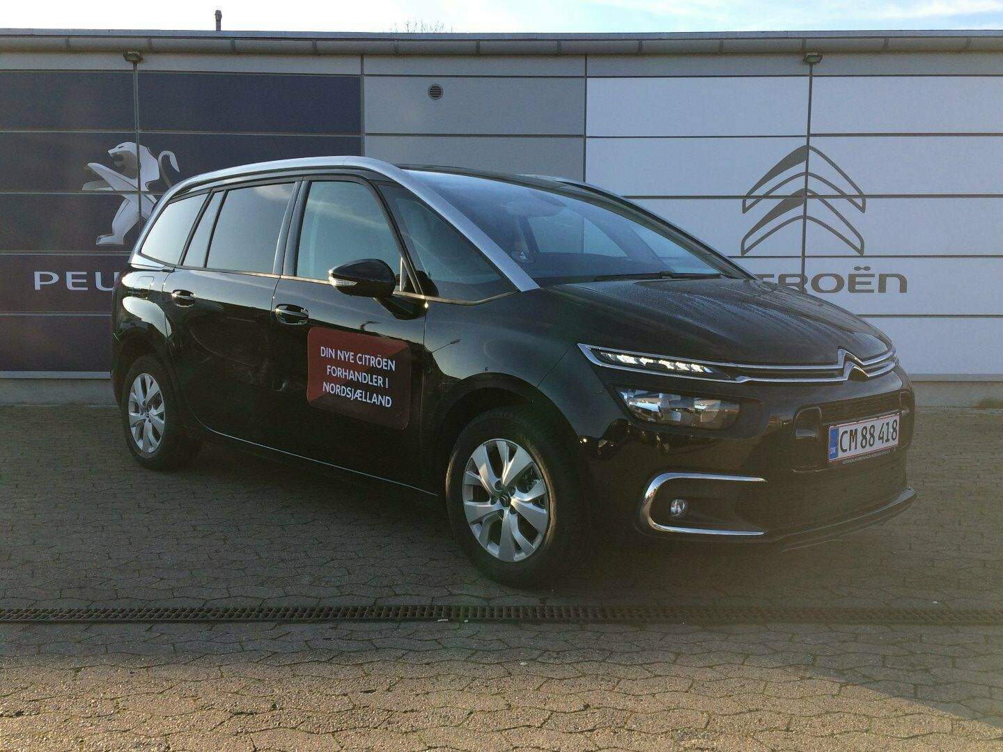 Citroën Grand C4 SpaceTourer 1,2 PT 130 Intensive+ EAT8 5d - 309.900 kr.